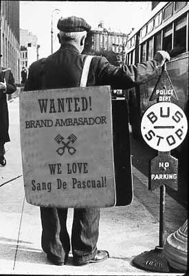Sang De Pascual vacature brand ambasador